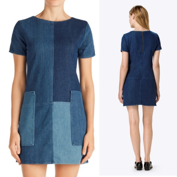J Brand Dresses & Skirts - Denim dress with pockets